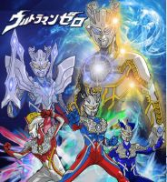 Ultraman Zero Form Spam by Onore-Otaku