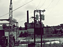 Furniture Factory Ruins 3 by JeremyC-Photography