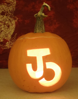 Tiny JO Pumpkin by johwee