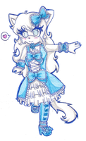 .: Chibi Neige :. by Shady-Fuyuzora