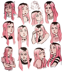Florence - expressions by mslvt