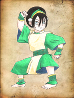Toph by Greenlands