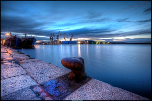 Harbour by 0slaven0