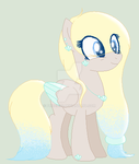 Ocean Shell Pony Adopt by PriceIess