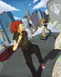 KH2: in the city by kelvarin