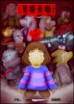 Remorse - Undertale fanart and competition entry by AuraGoddess