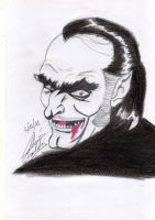 Dracula by rolthomaster