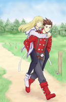 Lloyd and Colette - Symphonia by Kikixeni