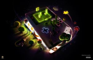 Game Boy by Ecstatic-ectsy