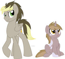 Next Gen-Pendulum and Capi-Tan (Not Canon) by Faith-Wolff