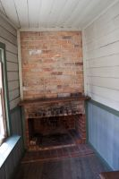 Old Fireplace Stock by CNStock