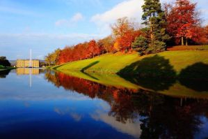 Chatsworth House by TheRealAverageDrawer