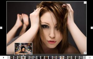 HTML5 Slideshow Gallery Thumbnails XML by flashdo