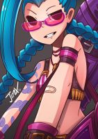 Jinx Classic by LataeDelan