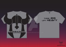 BSF T-shirt design 3 by GHussain
