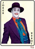 Jack Nicholson Joker by Shinnh