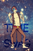Time Lord Swag by azyzl