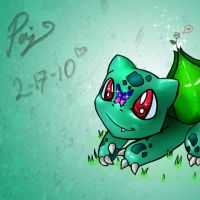 Draw Me a Pokemon - Bulbasaur by paje-chan