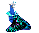Perfect Peacock by troublebath