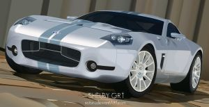Ford Shelby GR1 by xcazu