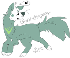 Adoptable: Ghost whisperer by poltergyst