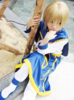 Cos' HxH : Kurapika by basilicum84