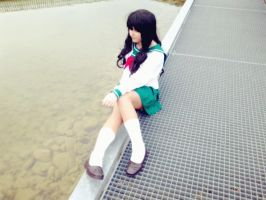 Kagome Higurashi cosplay by Kagome-cosplay