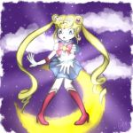 Sailor Moon Crystal by PokeSonFanGirl