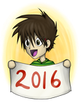 Happy 2016 by EchoZeta