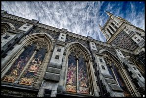 St Joseph's Cathedral by shadowfoxcreative