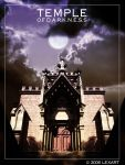 temple of darkness by lexart