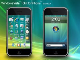VISTA for iPHONE syarawi BETA by syarawi