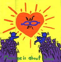 Art assignment Keith Haring by Ho-ohLover