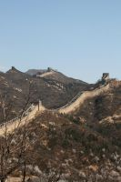 China:Beijing:The Great Wall 3 by Golden-Plated