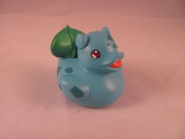 Bulbasaur Duck by spongekitty