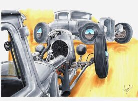 Ford 31 Coupe by vsdesign69