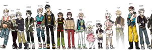 companionverse - height chart - WIP by alpacasovereign
