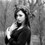 Fairy crown by thedaydreaminggirl