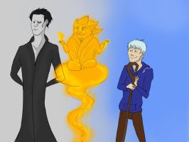 Nightmares Dreams and Frost by Viinda