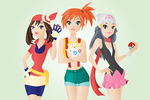 Pokegirls by Indy-Lytle