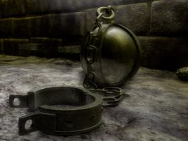 The Ol' Ball and Chain by chromosphere