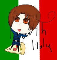Chibi North Italy by Kira--Raito