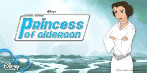 Disney's Princess of Alderaan by Laubi