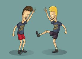 two buttholes by kotouma