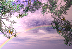 Skyscape Background by xxx-0x0-xxx
