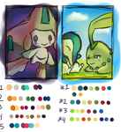 color theory practice thing idk by Kira-Nyan