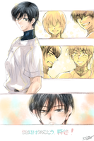 Diamond no Ace - Happy birthday, Furuya! by Yurica