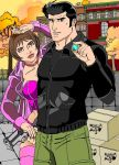 GtA3:claude speed and misty by dmtr1981