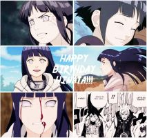 Happy Birthday Hinata Hyuuga!!! by Before-I-Sleep
