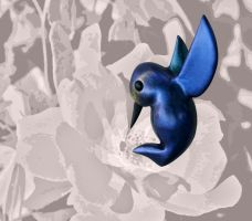 Blue Hummer by FauxHead
